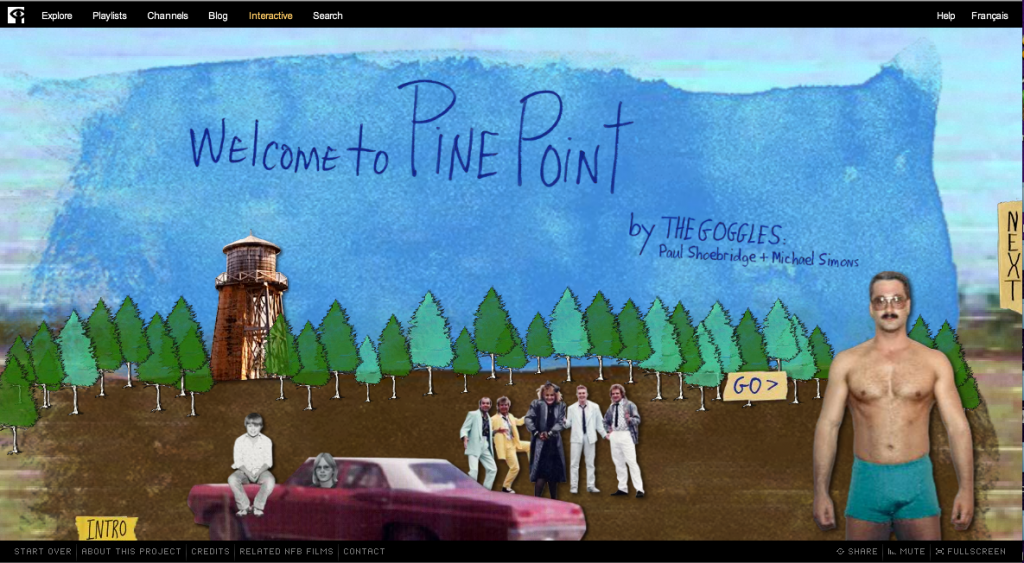 Welcome to Pine Point Intro